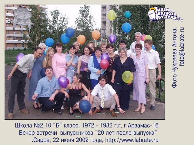 20 лет спустя встреча выпускников открытки с